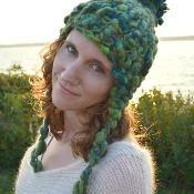 Pixie Dust Earflap Hat - via @Craftsy