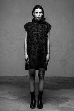 Fashion Labels, Androgynous, Street Wear, Fall Winter, High Neck Dress, Blazer, Dresses, Turtleneck Dress, Vestidos
