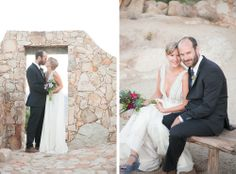 Scenes from recent weddings at the Aerie