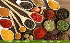 Health Benefits from Spices and Herbs