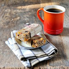 chickpea granola bars! loving these recipes from Have Cake Will Travel