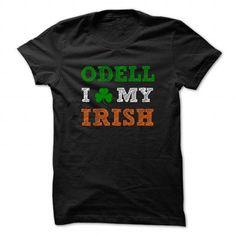 ODELL STPATRICK DAY - 0399 Cool Name Shirt ! - #sweat shirts #print shirts. GET => https://www.sunfrog.com/LifeStyle/ODELL-STPATRICK-DAY--0399-Cool-Name-Shirt-.html?id=60505
