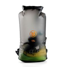 10L DrySak by Barlii Dry Bag  Roll Top Waterproof Floating Duffle Dry Gear Bag with Adjustable Shoulder Straps for Boating  Kayaking  Fishing  Rafting  Camping  Canoeing  Snowboarding -- For more information, visit image link.Note:It is affiliate link to Amazon.