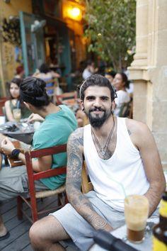 People on Cyprus Photo: Anja Jahn  www.moondogstudio.com