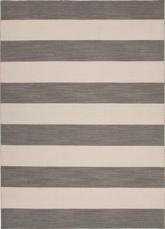 Pura Vida Tierra Stone Gray Contemporary Stripe Jaipur Rug (PV35) maybe for a's room