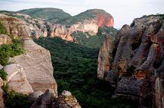 Parque Nacional Serra da Capivara - Brasil