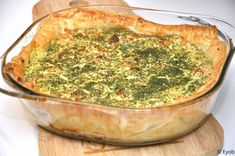 Oven Dishes, Lunches And Dinners, Food For Thought, Food Inspiration, Quiche, Breakfast Recipes, Food And Drink, Healthy Recipes, Eat