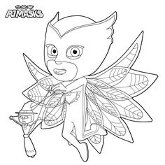 To Help Our Readers Weve Gathered A Few PJ Masks Coloring Pages Featuring