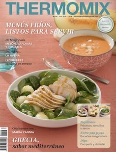 Thermomix Magazine nº 93 | Julio 2016 |PDF HQ