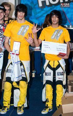 Saeed and Mohammed....2nd place 2 yrs in row....SDDC--Juan Mayer