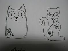 felt cat ideas