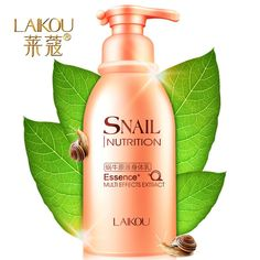LAIKOU Moist to skin silky remove dry lines snail body lotion Moisturizing No gooey Body Cream Skin Care F101