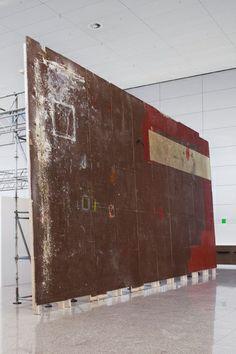 "Dieter Roth, Björn Roth, ""The Floor II (Studio-floor from Mosfellsbaer, Iceland),"" 1977–1998"