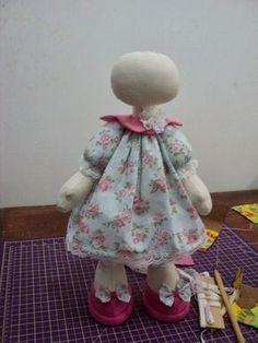Luma's Ateliê: passo a passo boneca russa