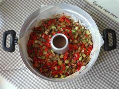 Ratatouille, Homemaking, Italian Recipes, Vegan Vegetarian, Oven, Banana, Ethnic Recipes, Chiffon, Vegetarian