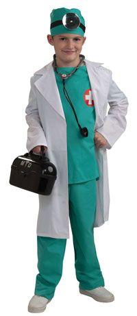 Doctor Costume (Kids)