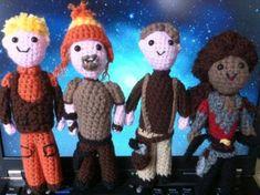 Firefly cast dolls...<3