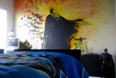 On cul de sac. Super hero bedrooms