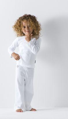 Fijne basic pyjama's - Little Label basics for kids