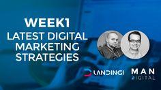 Watch on Youtube here: Latest digital marketing strategies - Marketing Automation Network   MAN.Digital and Landingi>. Via Man Digital Videos
