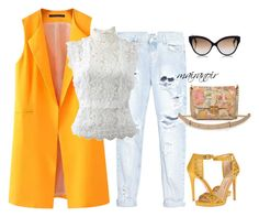 """""""Untitled #642"""" by mairanoir ❤ liked on Polyvore featuring Chicnova Fashion, OneTeaspoon, Vivienne Westwood, Oscar de la Renta and Cutler and Gross"""