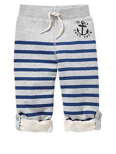 Anchor roll-up pants | Gap