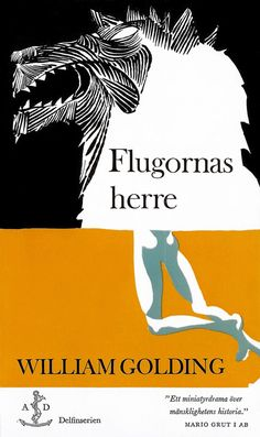Lord of the Flugornas: More Vintage Swedish Book Covers - 50 Watts