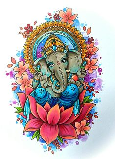 Ganesh Tattoo Print Tattoo Design Spiritual Art Elephant - Ganesh Tattoo Print Tattoo Design Spiritual Art Elephant God Elephant Art Ethnic Home Decor Deity Art Religious Art Mandala April Hand Of Hamsa Tattoo Ganesha Tattoo Mandala Fatima Arte Ganesha, Pintura Ganesha, Ganesha Drawing, Ganesh Tattoo, Tattoo Art, Lotus Tattoo, Hamsa Tattoo, Mandala Art, Painting Art