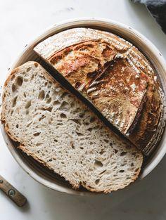 Bread Recipe Video, Yeast Bread Recipes, Bread Bun, Easy Bread, Vegan Snacks, Vegan Recipes, Sugar Bread, Food Blogs, Bread Baking