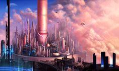 ~City Around The Clouds~
