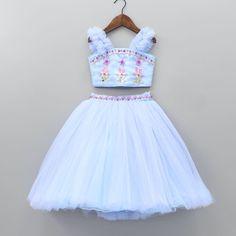 Kids Outfits Girls, Dresses Kids Girl, Girl Outfits, Baby Dresses, Baby Birthday Dress, Birthday Dresses, Frock Models, Kids Indian Wear, Short Frocks