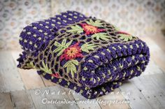 Outstanding Crochet: Healthy and beautiful crocheter. Best beauty products are often free.