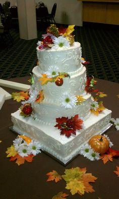 Fall Harvest Wedding