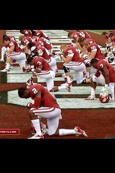 Sooner Praying