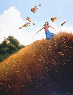 Between the jigs and the reels by Jimmy Lawlor - PRINT
