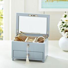 Reagan Jewelry Box