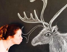 """Check out new work on my @Behance portfolio: """"My dear deer and the others"""" http://be.net/gallery/46653281/My-dear-deer-and-the-others"""