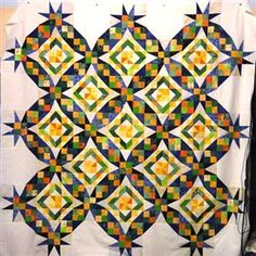 Bonnie Hunter Celtic Mystery quilt -- have the pattern now to just find the time