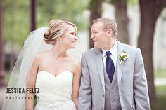 Fountain Square Theater Wedding