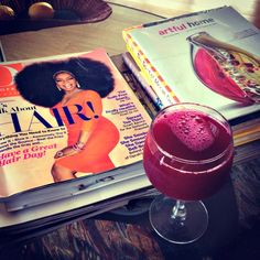 Finer than Wine: 10 Delicious Beet Juice & Smoothie Recipes @UrbanNaturale: Healthy.Green.Vegan.