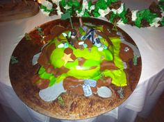 Military cake #design