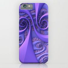 I Saw the Wind Today iPhone & iPod Case