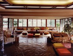 Fallingwater house by FLW.