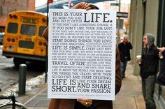 Ini hidupmu, kamu berhak mengontrolnya