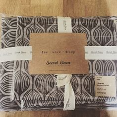 So this amazing package arrived @secretlinenstore I met the lovely Molly last week and had to put an order in straight away. #secretlinenstore #localbrand #localbusiness #selondon #southeastlondon #theepicsouth #bedlinen #newsheets #thanksmolly