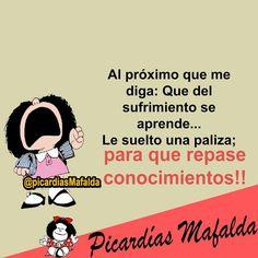 MAFALDA #Mafalda