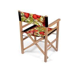 Gourmet Directors Chair