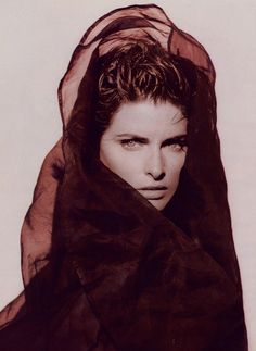 beautiful and haunting Joan Severance