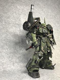 模型・プラモデル投稿コミュニティ【MG-モデラーズギャラリー】ガンプラ|AFV|ジオラマ| - MGギラ・ドーガ オラザク21参加作品 Kamen Rider Toys, Big Robots, Transformers Collection, Gundam Mobile Suit, Gundam Custom Build, Sci Fi Models, Sci Fi Armor, Gunpla Custom, Robot Design