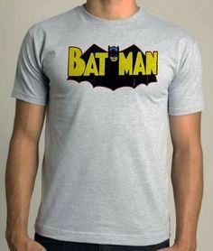 Caneca preta e camisetas Batman Classic estampas em laser print. Acesse www.dolcediazdesign.com e garanta a sua!!!